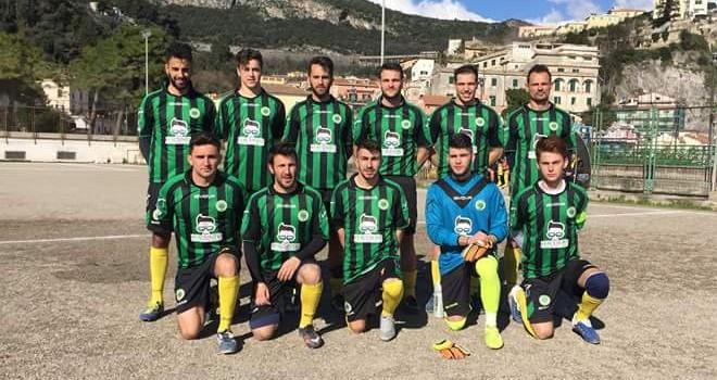 Tris Sporting Vietri: il successo col Cava 2000 vale il secondo posto
