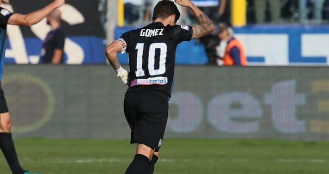 ROMA-ATALANTA 1-1 : Dzeko salva la Roma, i legni la Dea