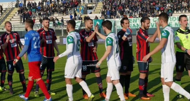 """Taranto-Monopoli 0-1, Genchi in """"zona Cesarini"""" gela i suoi ex tifosi"""