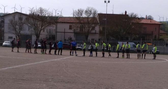 """Castelfranco-Fragneto l'A. 2-0: i padroni di casa pescano due """"perle"""""""