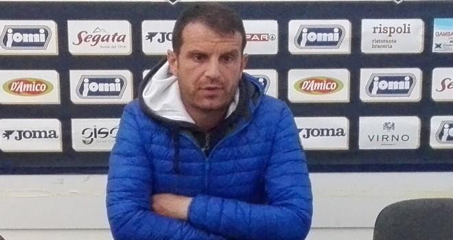 Esposito lascia la Sarnese: è il nuovo allenatore del Portici