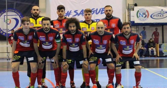 Calcio a 5. Serie C2. Settimana decisiva per la salvezza