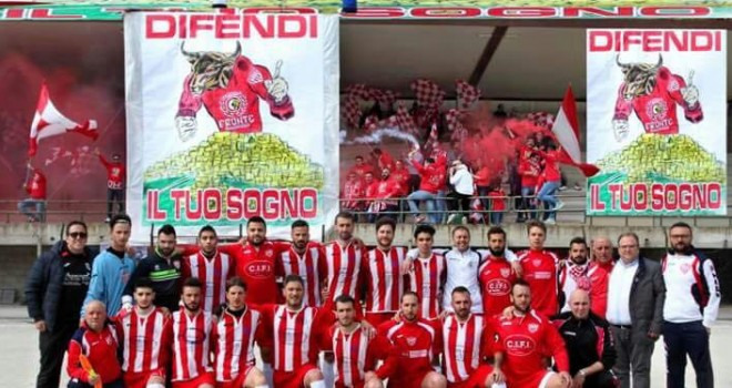 Gangi in Promozione, Vallelunga ai playoff, Real Suttano al playout