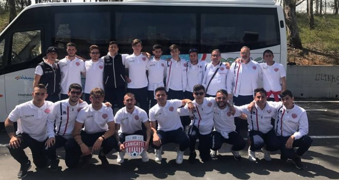 Juniores, oggi la semifinale regionale tra Canicattì e Real Siracusa