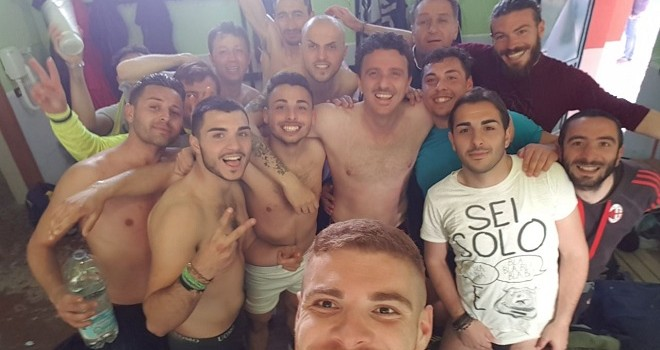 Castelfranco-Fragneto 3-2: Mustone la decide ai supplementari