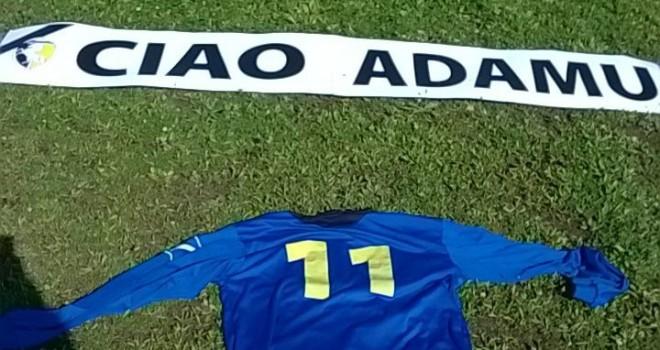 Lutto per l'Atletico Martina: trovato senza vita l'attaccante A. Aminu
