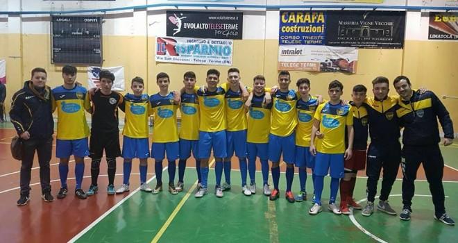 Calcio a 5. Allievi. Boca Futsal e Flegrea strappano il pass