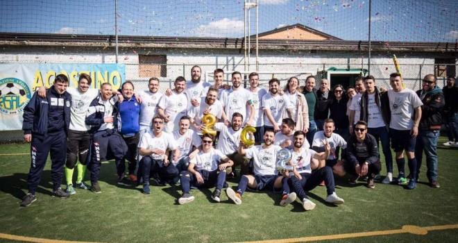 Calcio a 5. Serie D/D. Agostino Lettieri vincitore, play off sanniti