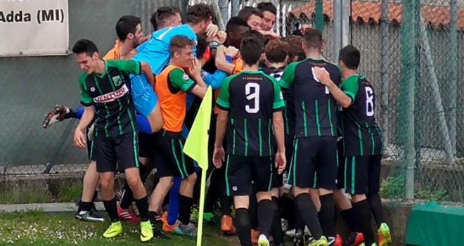 Ciserano-Darfo Boario 0-1: a fare il colpo è Matteo Serlini