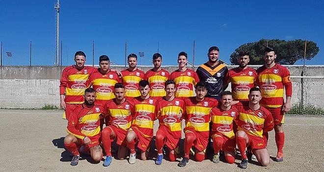 Barca Club Afragola, da 0-2 a 2-2: pari beffa in dieci col Real Sasso