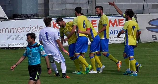 La Pergolettese spegne i sogni playoff del Darfo Boario