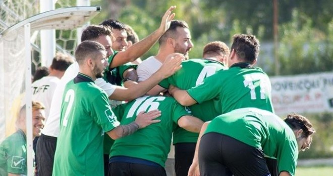 1a A. Play-off: 3 squadre in un punto, la quarta al momento è out