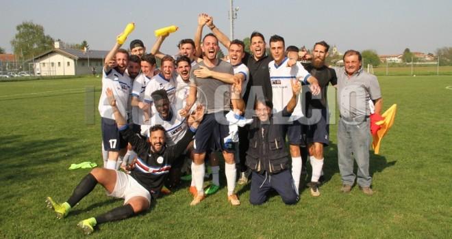 Seconda Categoria B - Maranese, parte la festa promozione!