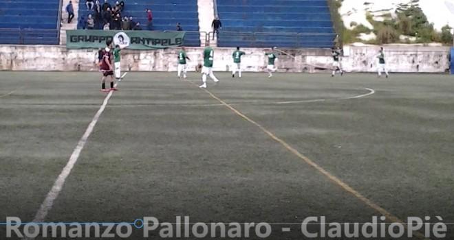 VIDEO. Lokomotiv Flegrea - S.Antonio Frattamaggiore 8-2: i goal