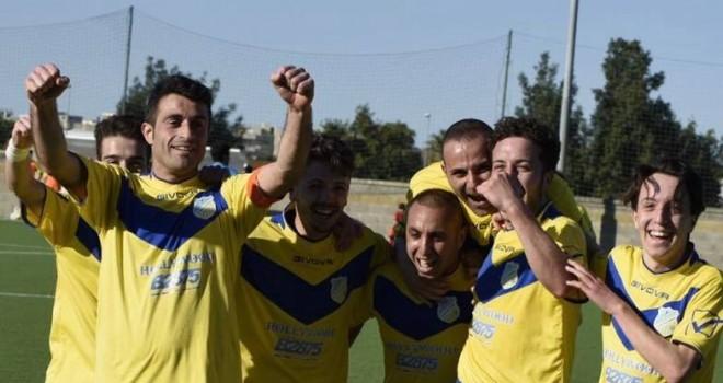 G.C.Cerignola, scatto decisivo in vetta: 2-0 al Vieste secondo
