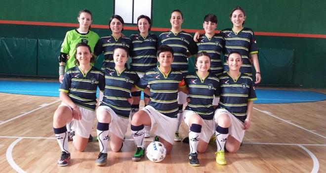 Calcio a 5. Femminile. Vittorie Paternopoli e Sarno, stop Calvi