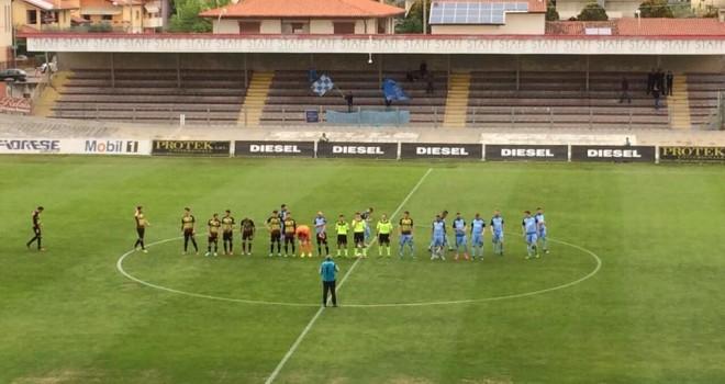 BASSANO-ALBINOLEFFE 0-0: Sul ponte di Bassano noi ci darem la mano