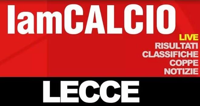 Disponibile da oggi la nuova app di IamCALCIO Lecce