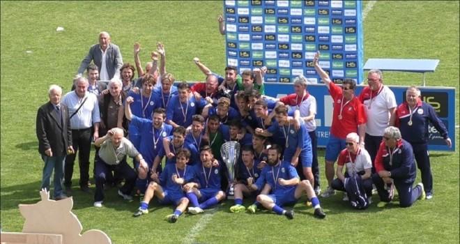 La Juniores della Toscana festeggia