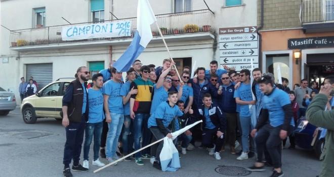 3a B. 0-0 con il San Leucio ed il San Giorgio la Molara è in 2a!
