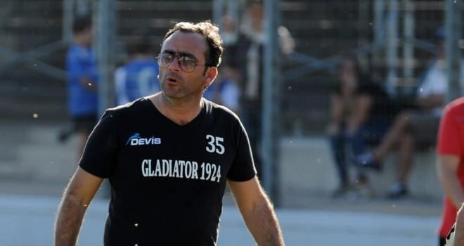 Mister Teore Grimaldi, Gladiator