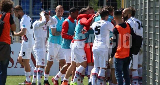 Welcome Back, Foggia! Rossoneri in Serie B, a Fondi basta il pari