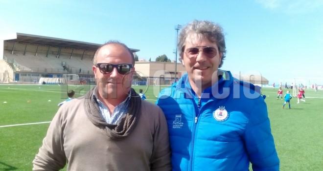 Nuova Sportiva: l'intervista doppia a presidente e mister