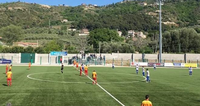 Passo falso della Polisportiva S.Maria, tris del Cervinara