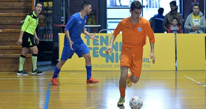 Torneo delle Regioni Calcio a Cinque: Juniores eliminata
