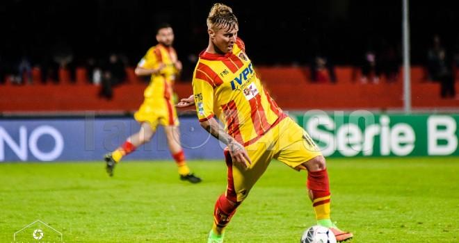 Serie B - Il Vicenza esce indenne da Benevento