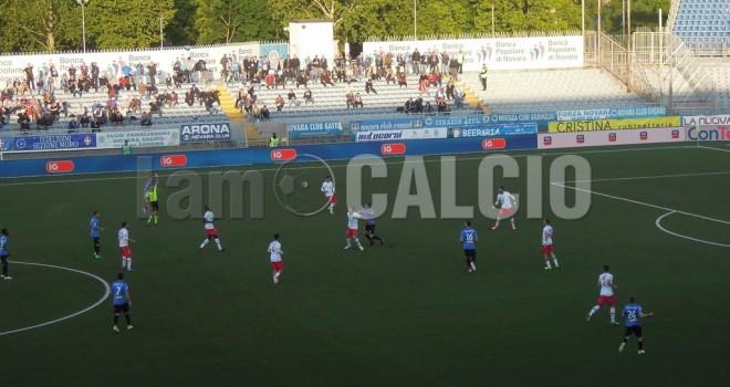 Serie B Novara-Perugia, probabili formazioni e tempo reale alle 19