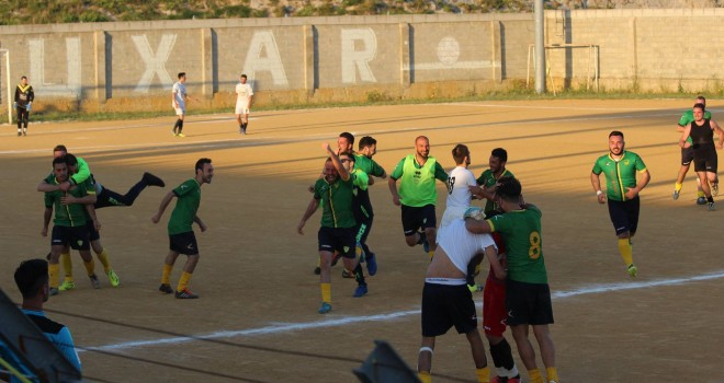 Finale Play off Terza Ag: è festa Muxar, battuta l'Alessandria 1 a 0
