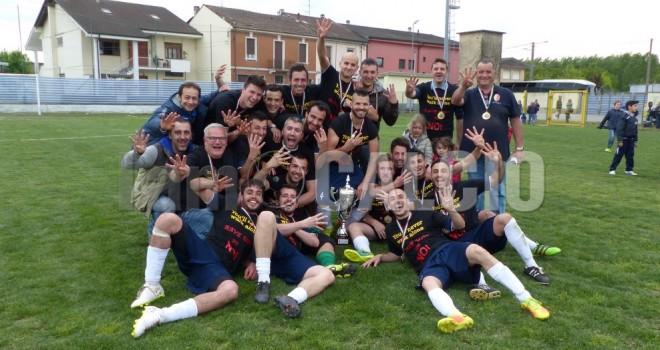 Coppa Terza Categoria, apoteosi fontanetese!