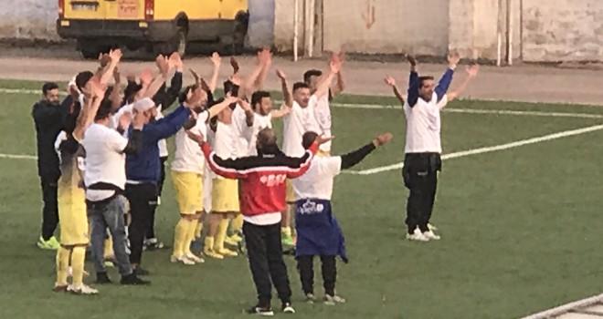 L'Atletico Racale vince i playoff: Capo di Leuca sconfitto 2-1