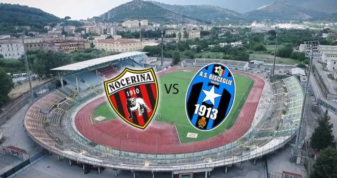 Nocerina-Bisceglie, parte la prevendita per il big match: i dettagli
