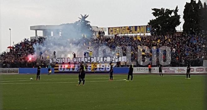 Festa promozione per i gialloblu