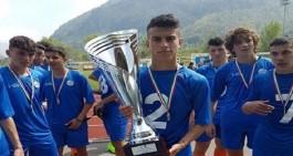 """Torneo delle Regioni 2017, Allievi: Lazio """"caput mundi"""""""