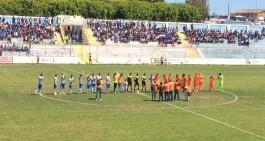Juve Stabia superiore, battuta l'Akragas in trasferta 3 a 1