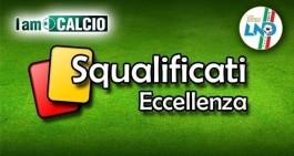 G.S. Eccellenza A: 3 turni a Napolitano, 8 saltano l'ultima