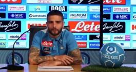 """Insigne: """"Porto Napoli in capo al mondo, tanti sacrifici per essere.."""""""