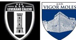 Coppa Puglia: la finale sarà tra Leverano e Vigor Moles