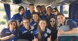 Tdr, Puglia-Piemonte 3-1, impresa del quintetto rosa, si va ai quarti