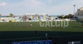 La Frattese in rimonta fa 2-2 a Manfredonia al 95'