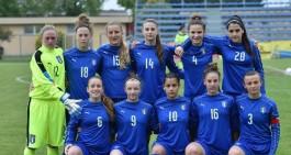 """U16, Italia-Germania 1-0, azzurre """"uber alles"""", ko le panzer tedesche"""