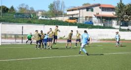 Sp. Pietrelcina-Real S. Maria a V. 4-1: gli azzurri tornano terzi