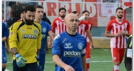 Fabio Moscelli è un nuovo giocatore dell' U.S. Bitonto