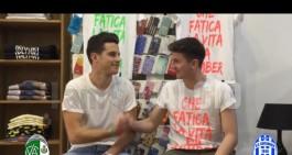 LA VIDEOINTERVISTA - Edoardo Baggio e Lorenzo Ranotto