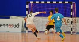 TdR - Calcio a Cinque: fuori anche gli Allievi