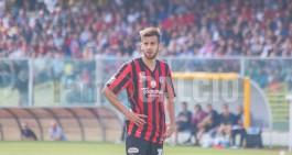 """Foggia, Deli: """"Soddisfatto per il gol, non per il risultato"""""""