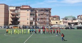 S.Giorgio-Afragolese 3-3, spettacolo nel deserto. Remake ai playoff